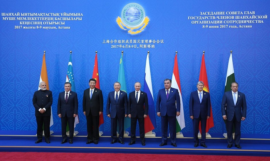 A Line in the Steppes: NATO Meets an Expanded SCO