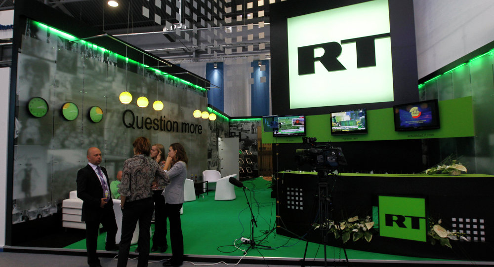 RT's broadcasting should not have been assessed by the US Broadcasting Board of Governors based on uninformed assumptions: SPJ