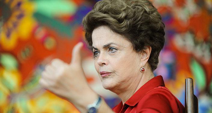Dilma Rousseff (File)