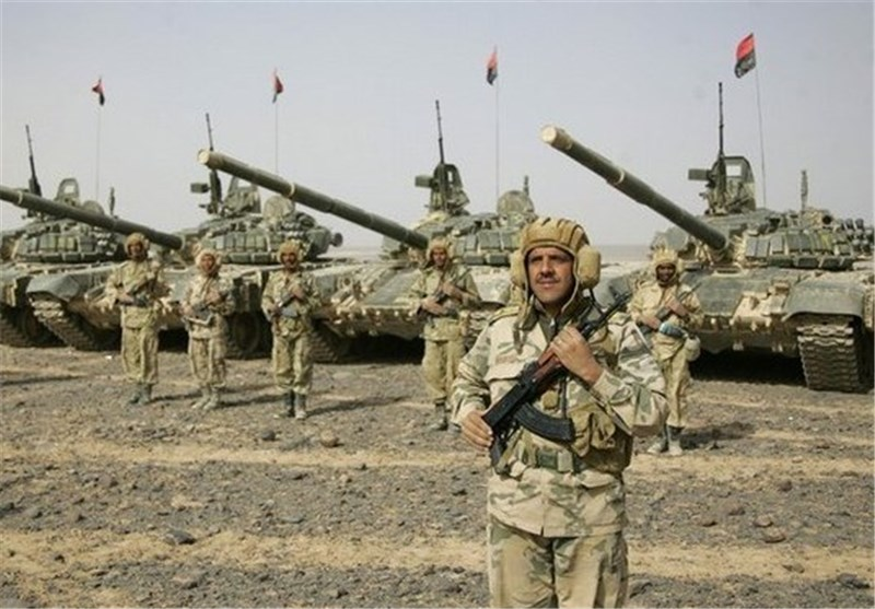 آماده باش ارتش یمن
