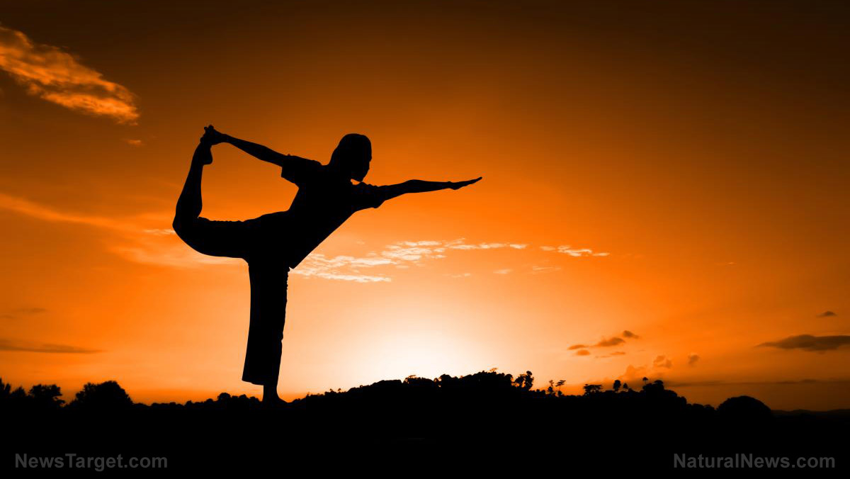 "Image: Stunning research finds that yoga and meditation literally ""repair"" your DNA to eliminate disease and depression"