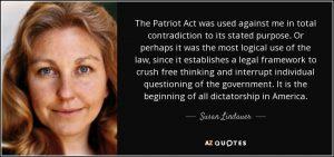 ex-CIA Susan Lindauer