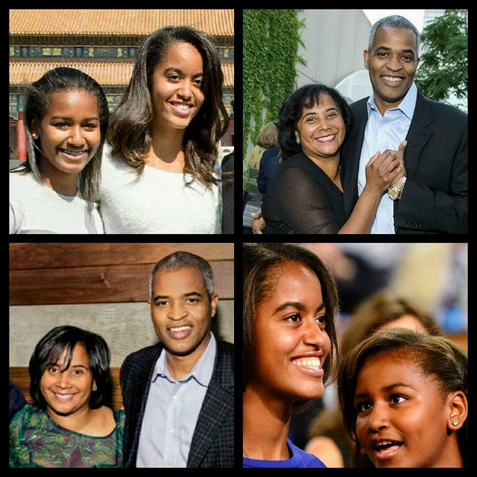 Are obama girls adopted