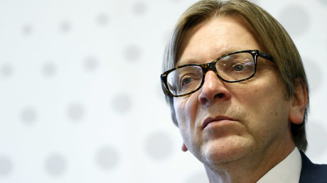 Guy Verhofstadt © Yves Herman