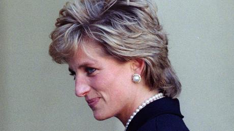Diana, Princess of Wales. ©Charles Platiau