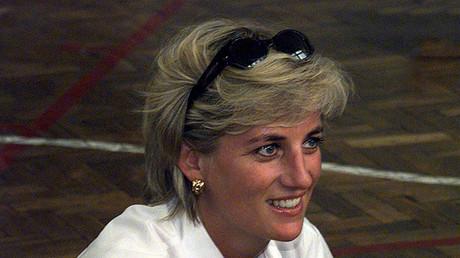 Princess Diana. © Ian Waldie