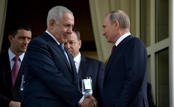 Benjamin Netanyahu's nightmare comes true as Putin crushes his plans. 61142.jpeg
