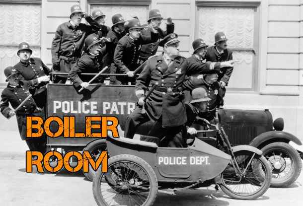 Boiler Room - #UniteTheRight Coverage with Hesher, Andy Nowicki, Patrick Henningsen, FunkS0ul & Randy J