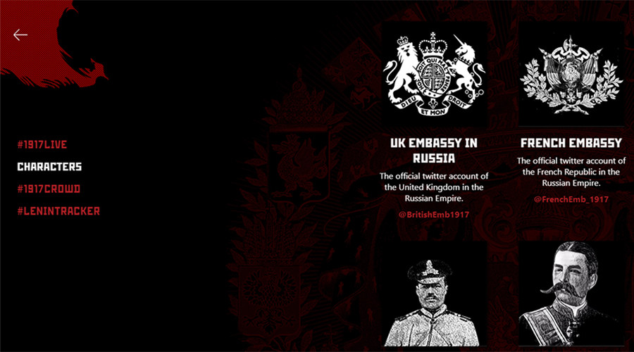 Twitter suspends RT's 'UK Embassy' account created for historical project after London complains