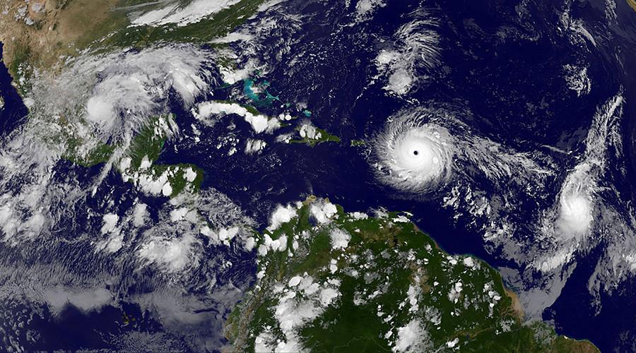 Tropical triple threat: Irma followed by Hurricanes Katia & Jose