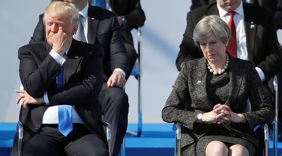 Not-so-special relationship? Trump puts America 1st, threatening 4,000 British jobs