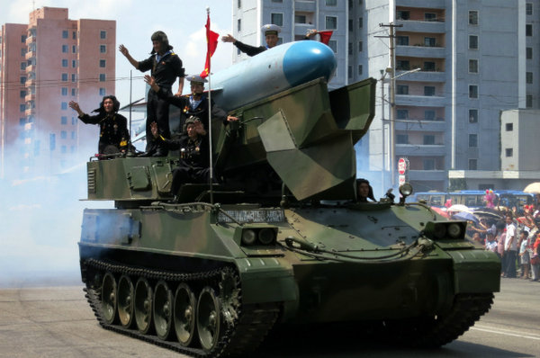 No one can intercept Kim Jong-un's invincible ballistic missiles. 61320.jpeg