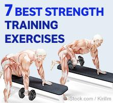 7 Best Strength Training Exercises