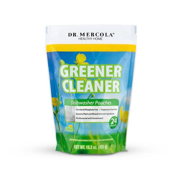 Greener Cleaner Dishwasher Pouches