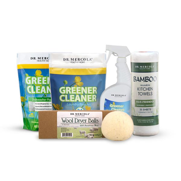 Healthy Home Cleaning Bundle