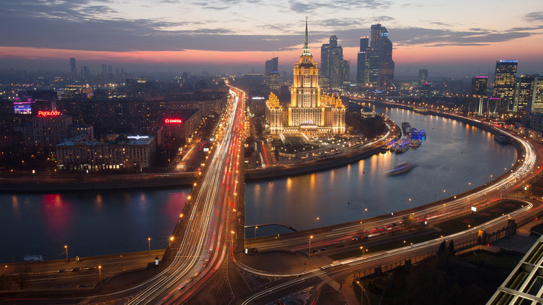 Putin: Russian economy has moved to period of growth