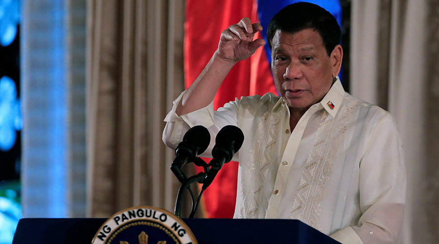Philippines' Duterte rejects 'lousy' probe, accuses anti-graft body of corruption