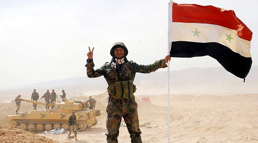 ISIS now controls less than 8% of Syrian territory – Russian General Staff