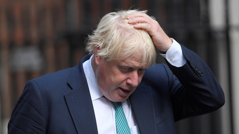 Boris says Labour MPs speaking to RT is a 'scandal' ... despite his dad appearing only last month