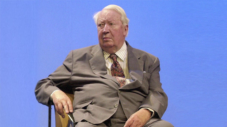 Fury as police give jailed paedophile 'victim' status in ex-PM Ted Heath rape case