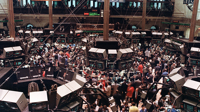 Worst stock market crash ever seen is coming – Max Keiser on Black Monday's 30th anniversary