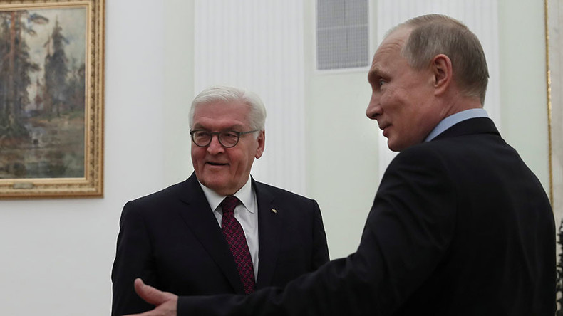 German-Russian rapprochement is timely… and crucial
