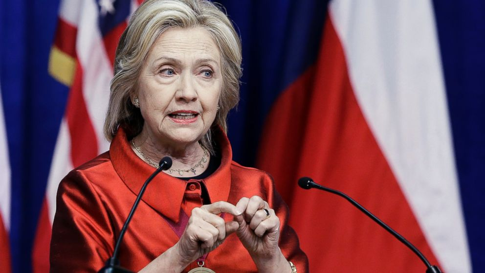 an essay on voting hilary clinton on the presidential election