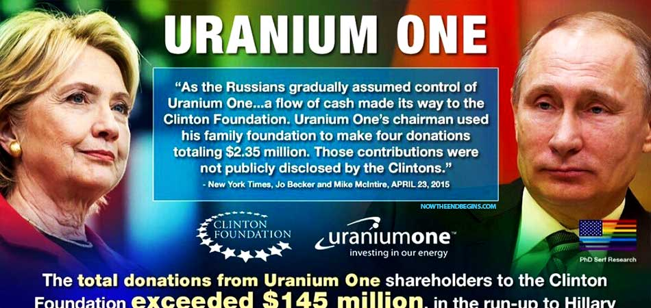 Image result for What Do Hillary, Uranium One, And An FBI Bust Of A Deep Cover Russian Spy Network Have In Common?