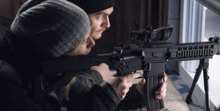 """Homeland Insecurity- S6 E11 """"R is for Romeo"""""""