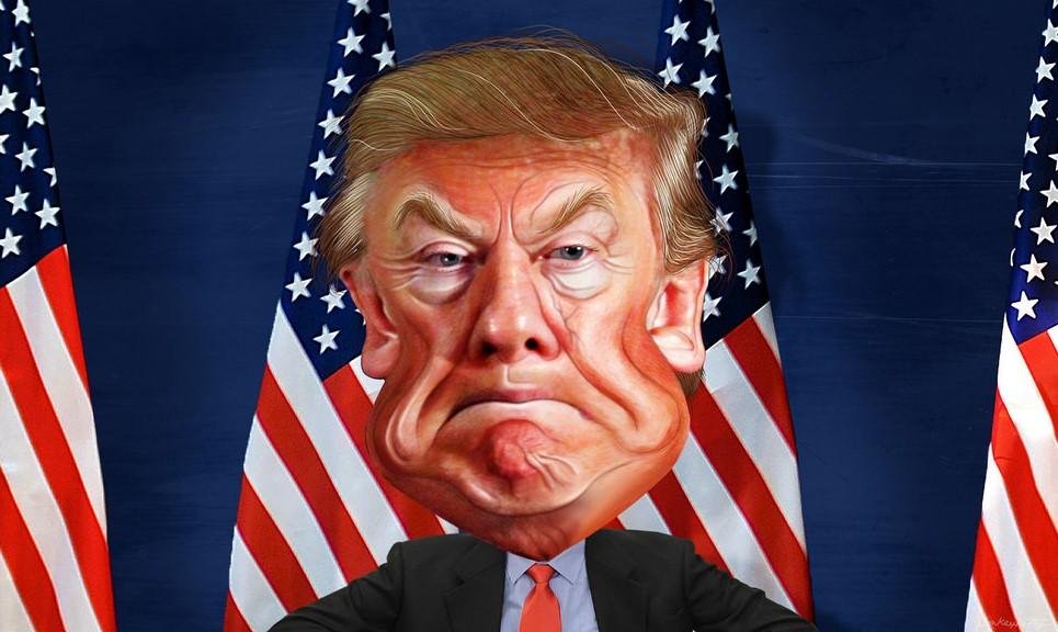 Trump's Media Furore... US Democracy On Thin Ice