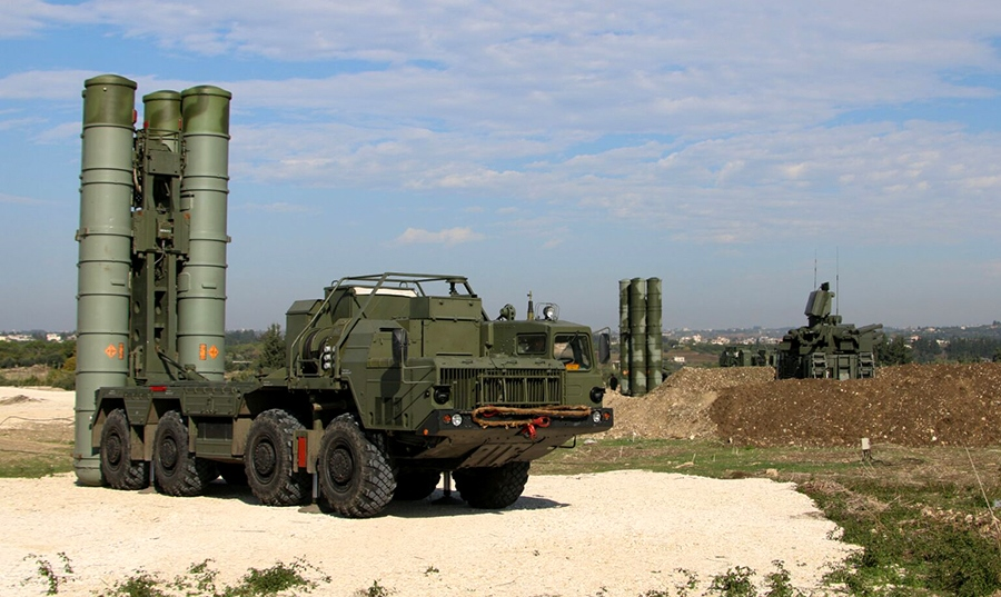 Why Sell S-400s to the Other Side's Allies?