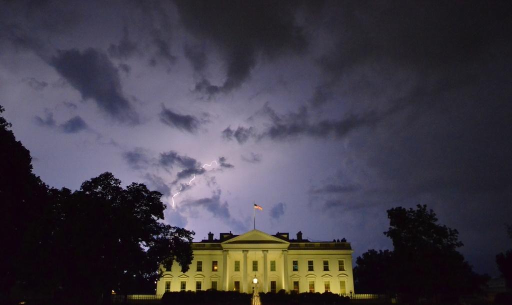 Washington: The Bleeder of the 'Free World'