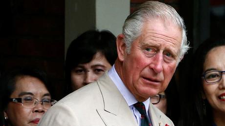 Britain's Prince Charles © Lai Seng Sin