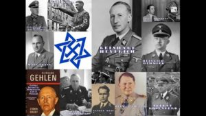 Top Nazis were all Jewish.