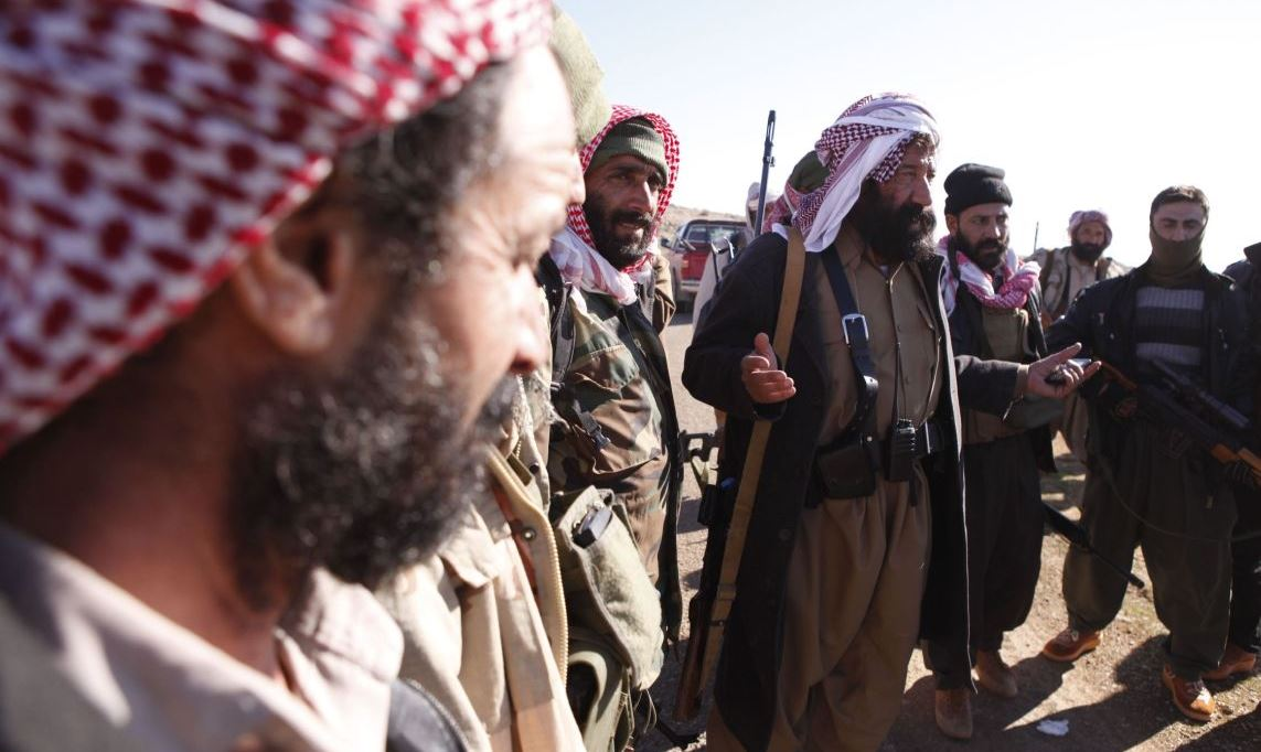 Islamic State Defeat Instigates Saudi-Iran Confrontation