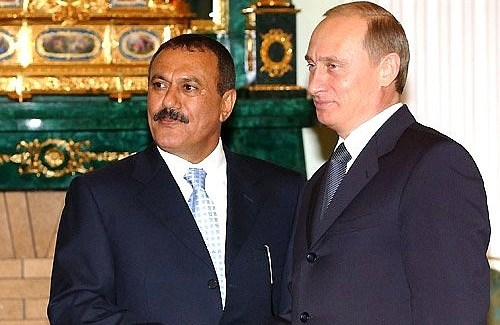 Yemen - Saudis Throw The Towel - Saleh is Baaack - Russia Wins