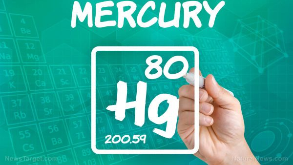 Image: Irrefutable, undeniable proof that mercury is still used in vaccines injected into children