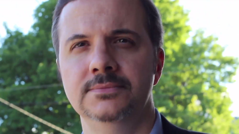 Image: Health Freedom advocate Michael Snyder is running for Congress – interviewed by the Health Ranger