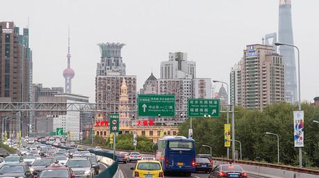 Traffic in Shanghai © Global Look Press