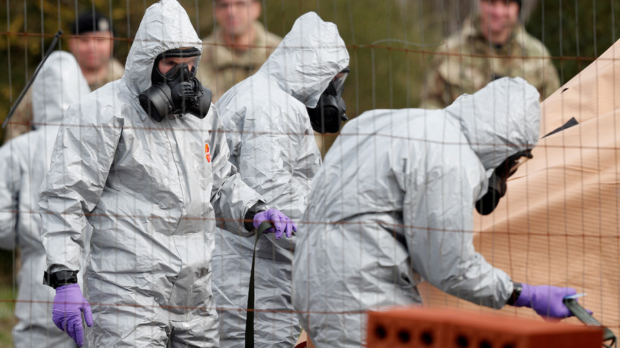 OPCW: No member states known to possess 'Novichok-class' nerve agents