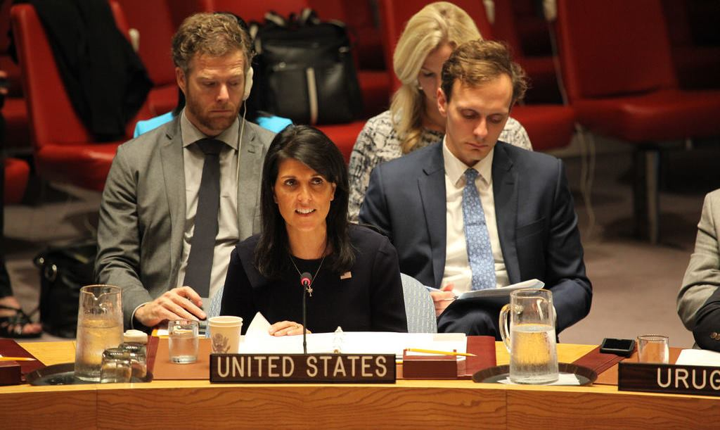 The US Warns Damascus over the Use of Deadly Substances: Blaming Others for One's Own Sins