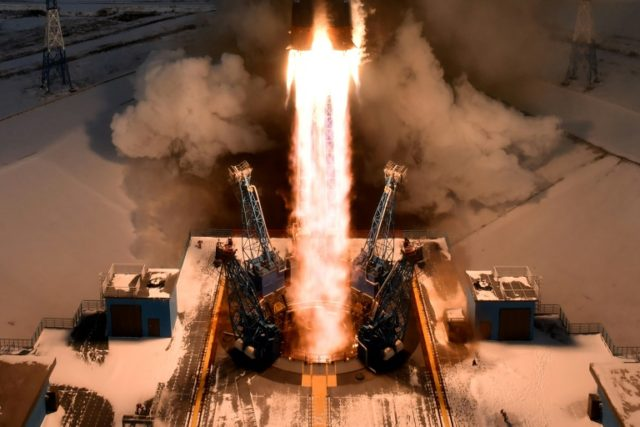 The second liftoff from Russia's new Vostochny cosmodrome ended in failure last November when officials lost contact with a weather satellite hours after its launch