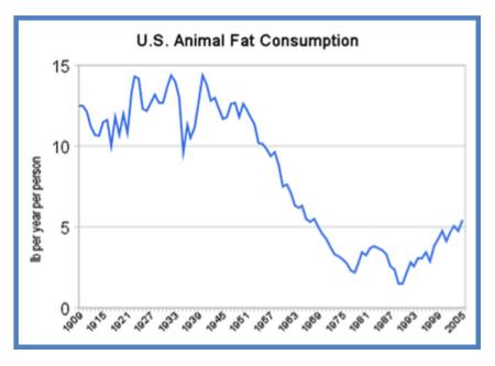 Animal Fat Consumption