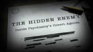 Psychiatry – the military's hidden enemy.