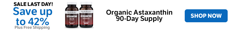 Save Up to 42% on an Organic Astaxanthin 90-Day Supply
