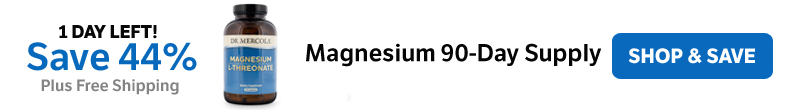 ​Save 44% on Magnesium 90-Day Supply