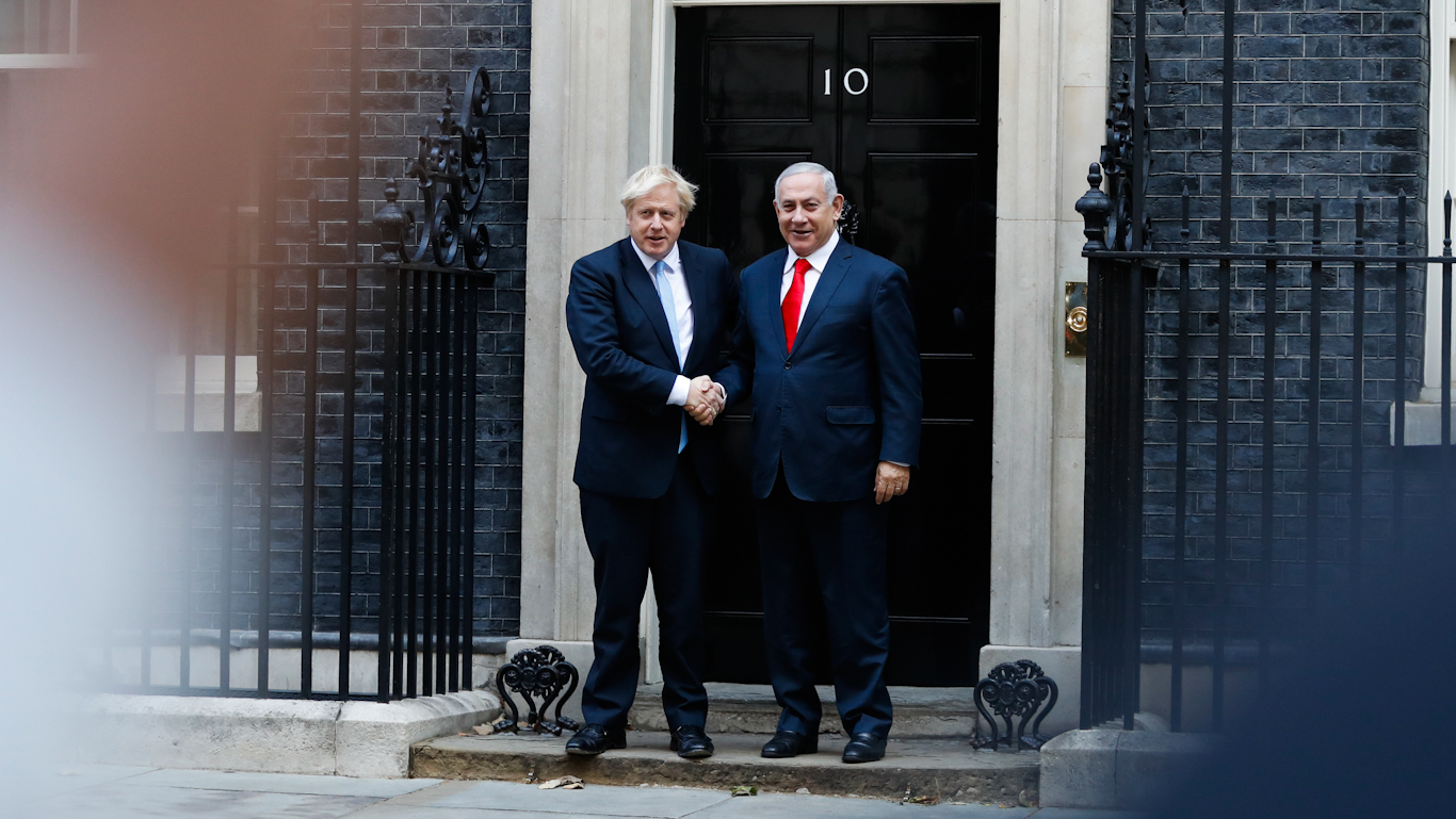 UK Israel Boycott Ban Feature photo