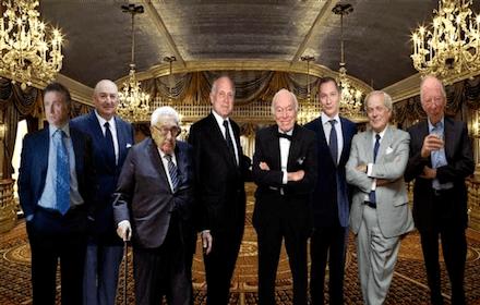 UK's Herzlian party