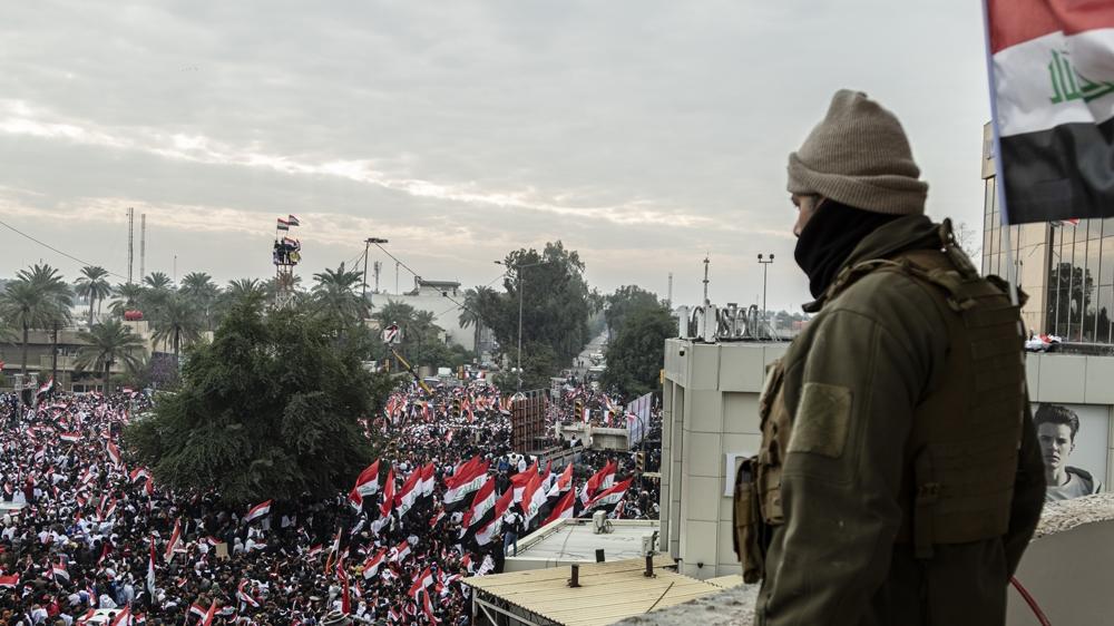 Iraq protest 2 Jan 24