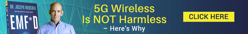 Click here to find out why 5G wireless is NOT harmless